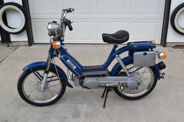 1978 vespa piaggio-sold | route 97 motorcycle