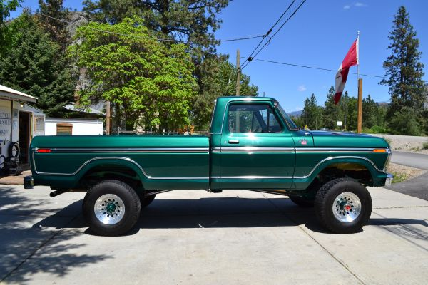 Ford F 250 Accessories >> 1977 Ford F250 Ranger XLT 4X4-SOLD SOLD SOLD | Route 97 Motorcycle