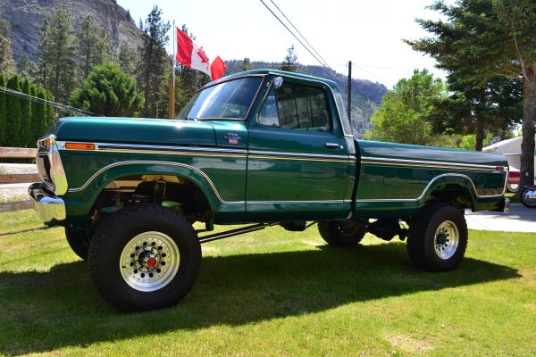1977 Ford F250 Ranger Xlt 4x4 Sold Sold Sold Route 97
